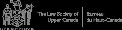 the law sociery of upper canada